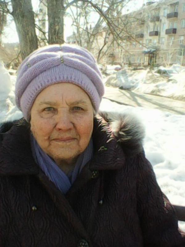 Тамара Жукова