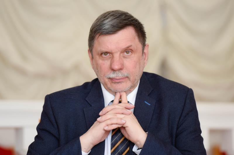 Математик Георгий Малинецкий