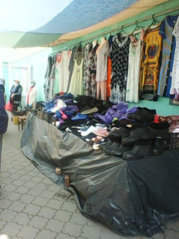 В Медногорске на Зеленом рынке