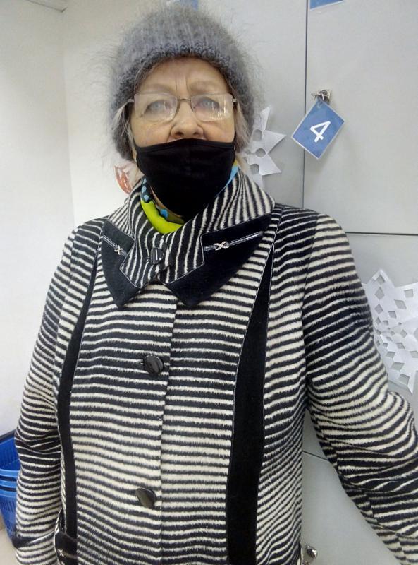 Валентина Дегтярева