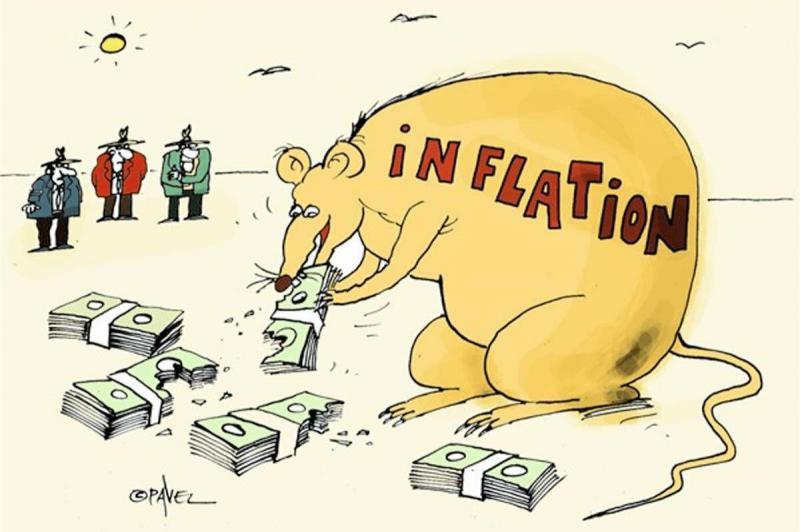 Инфляции вышла на новый максимум