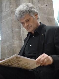 Dirigent Ad van Unen