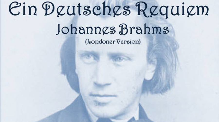 Poster Deutsches Reqiuem