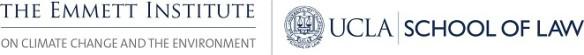 Emmett Institute UCLA School of Law