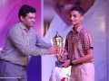 Aditya-Dube-receiving-Best-sports-Boy-award-2016