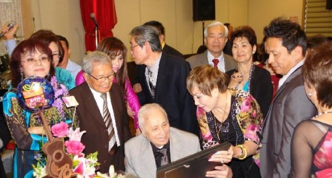 Nhạc sĩ LAM PHƯƠNG ghi dấu sinh nhật 78 với bài viết cuả nhạc sĩ Trần Quang Hải  và  ca sĩ Mélanie ngaMy