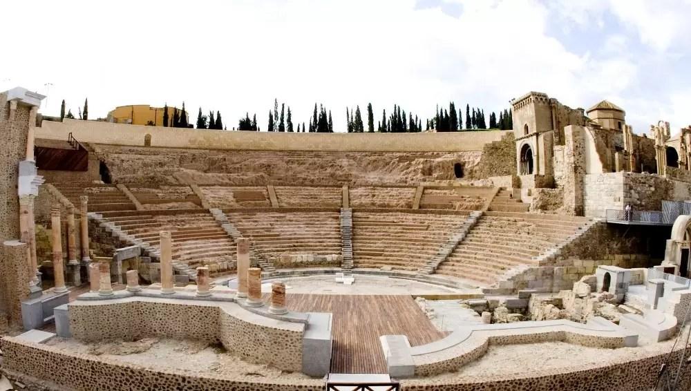 Cartagena en de Romeinen