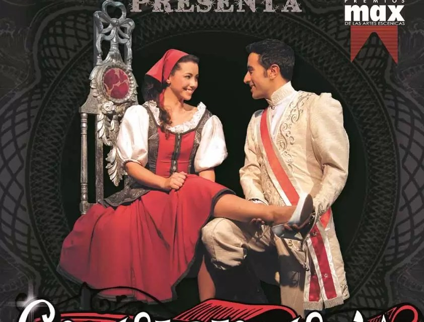 13 dec. Cenicienta – la magia del musical