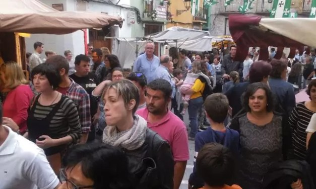 Middeleeuwse Markt Villajoyosa – 29&30 april & 1 mei