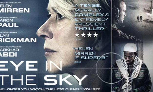 NVOC Filmavond 14 februari 2017: Eye in the Sky