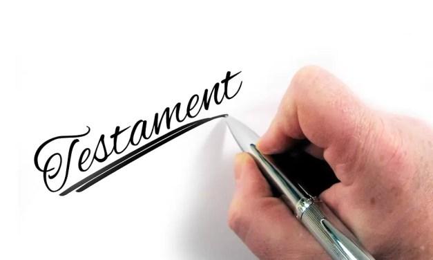 Het Vitaal Testament