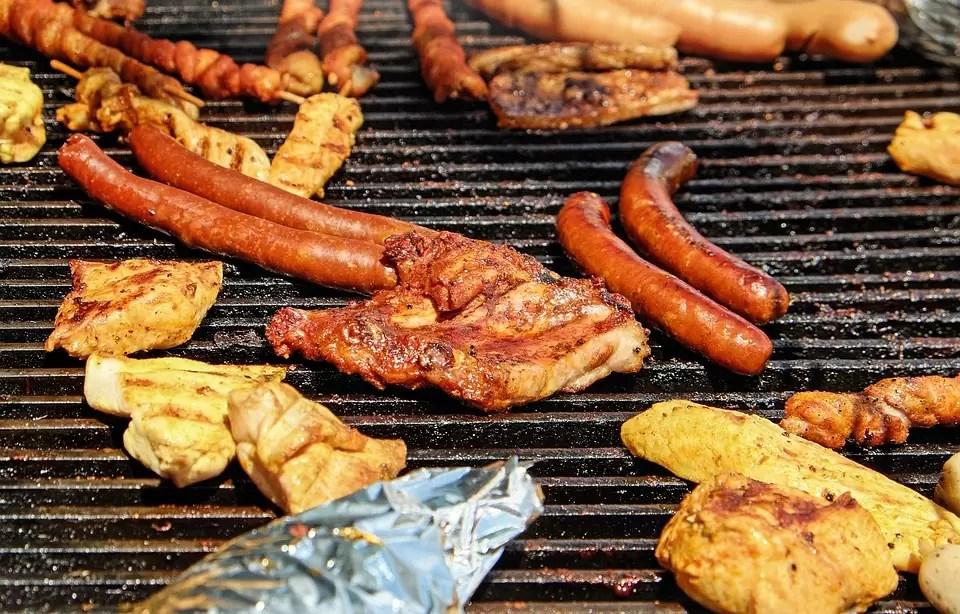 Zomer BBQ bij de NVOC 4 juni