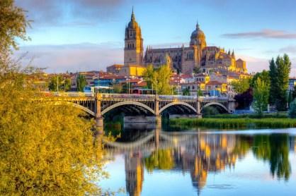De kathedraal van Salamanca