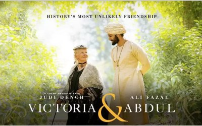 NVOC Filmtip: Victoria & Abdul