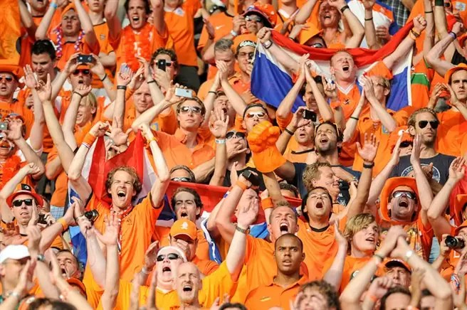 Vrijdag: Nederland – Duitsland