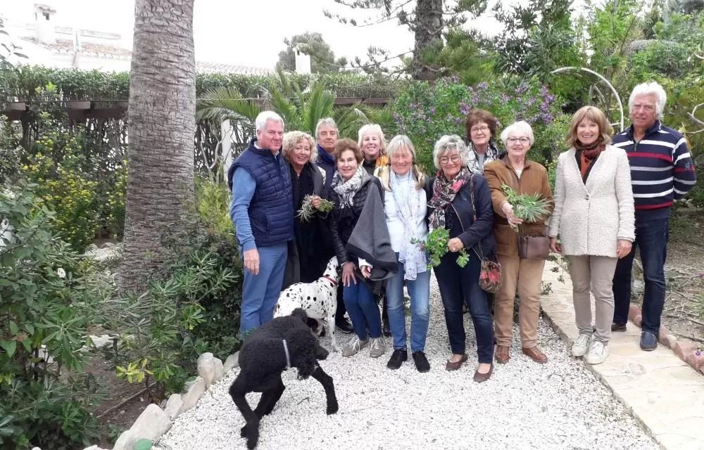 Verslag tuinclub 3 maart 2020