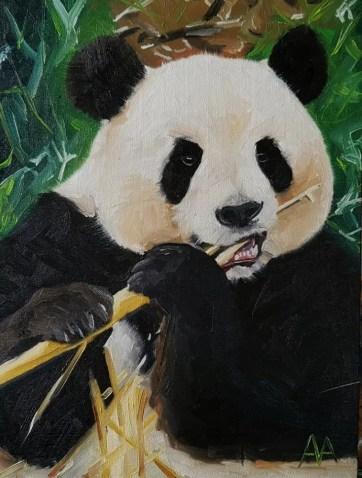 Panda (Aangepast)