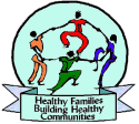 Healthy Families Building Healthy Communities Logo