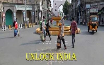 Lockdown India Update
