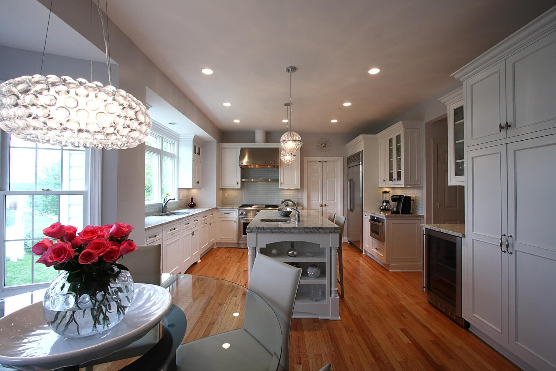 kitchen and bath remodel white round table chairs voted best northern virginia remodeling