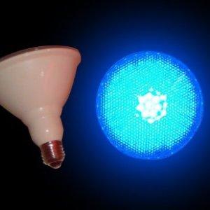 LED Par38 Blue
