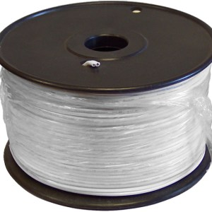 SPT-1 18g WHITE Wire 250 ft Spool