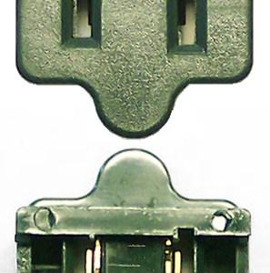 SPT-1 Female In Line Plug GREEN