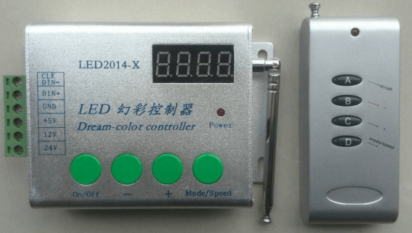 RGB - Dream Color RGB Controller