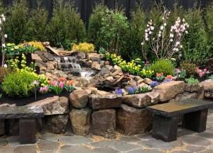 water feature installation albany, schenectacy, saratoga ny area