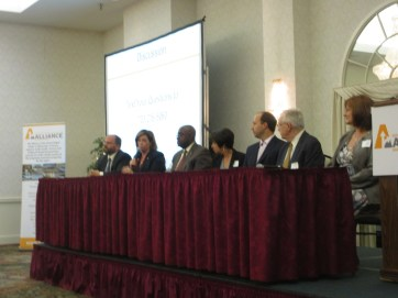 13th Annual What You Need to Know About Transportation Panel- Marty Nohe, Jennifer Mitchell, Christian Dorsey, Susan Shaw, Dusty Rood, Richard Mudge, PhD anad Helen Cuervo