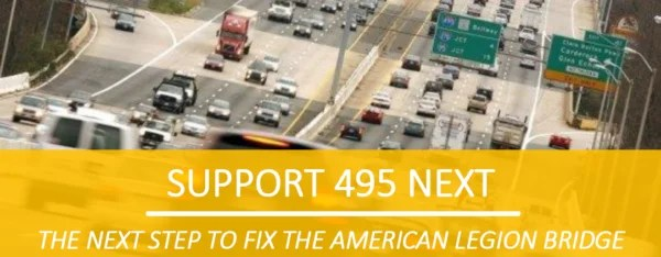 Featured Image for Alliance Urges VDOT to Move Forward with 495 NEXT Project