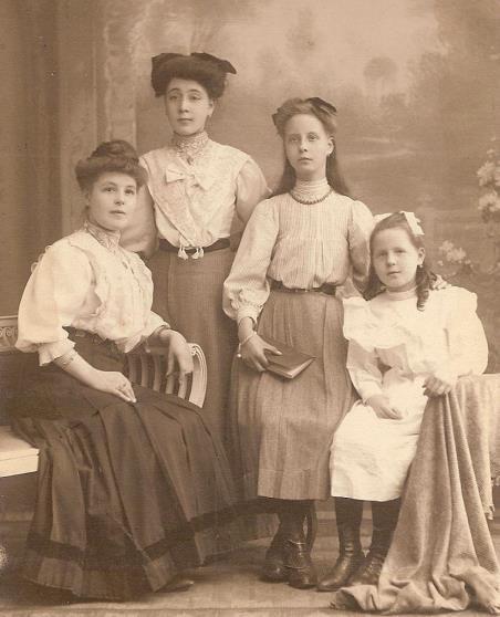 Kleding 1909-1914