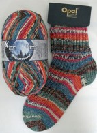 opal winter moon sock yarn