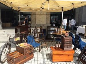 青山 Weekly Antique Market ファーマーズマーケット