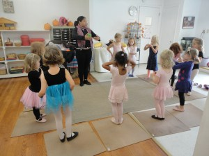 Extracurriculars at Northwest Montessori House of Children