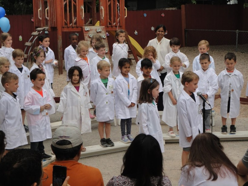 Science Fair at Northwest Montessori House of Children