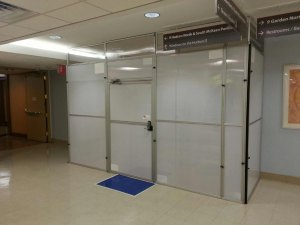 Edge Guard temporary barrier system