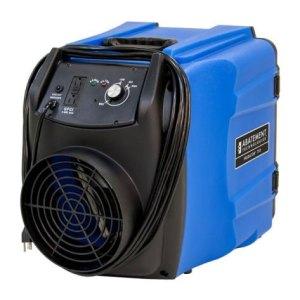 Negative air machine rental featuring 750 cfm air flow.