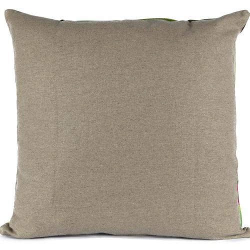 Elephant Pillow cover 50x50 rear