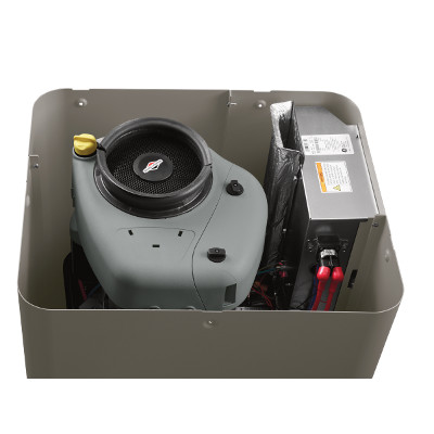 8kW1 Generator System GE Engine