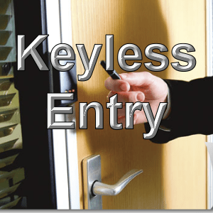 keyless entry system installation and maintenance