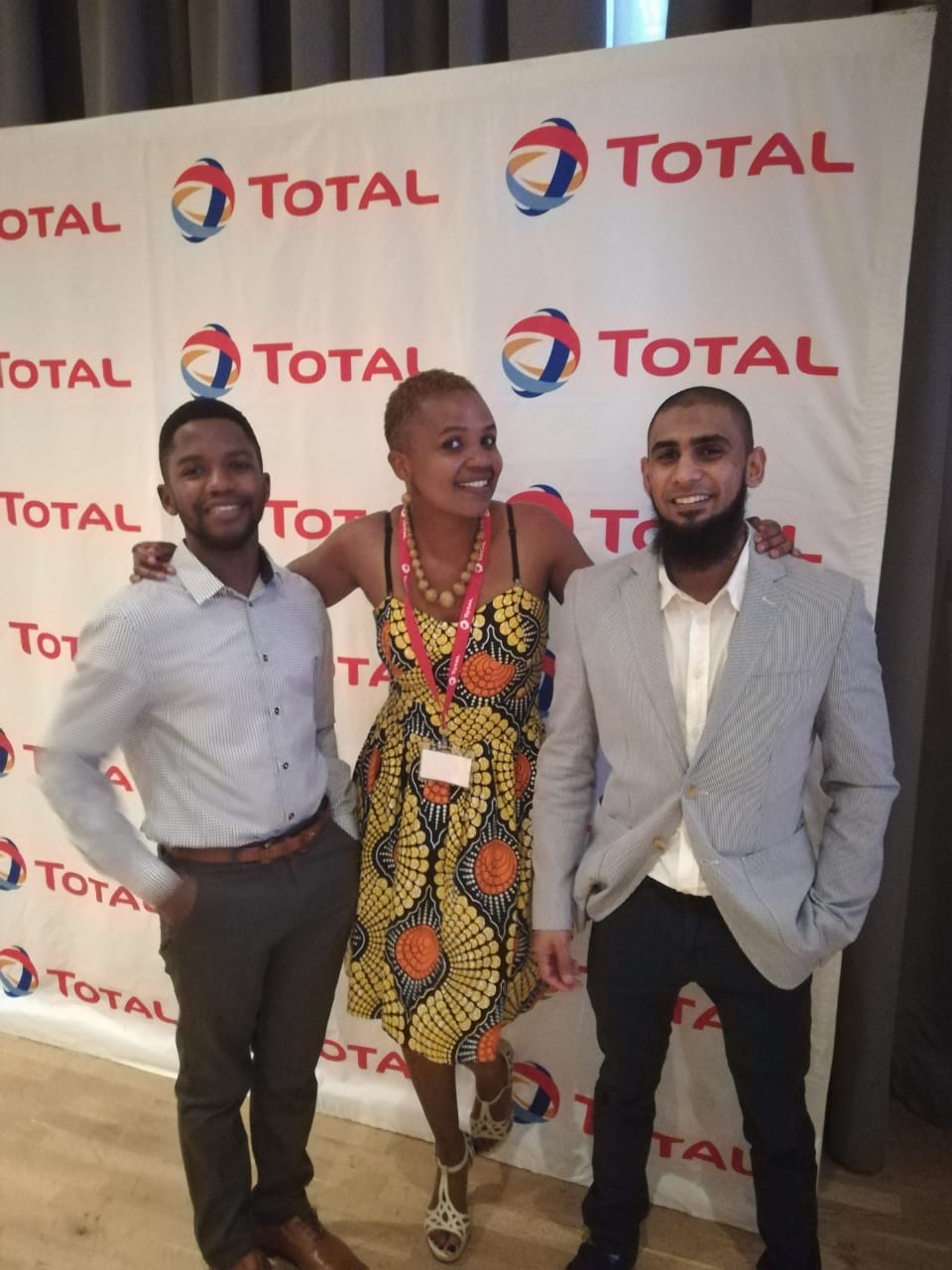 Vahlave's wildest dream, Nyeleti Mabunda made it to the top 13 of Total South Africa Startupper challenge 4