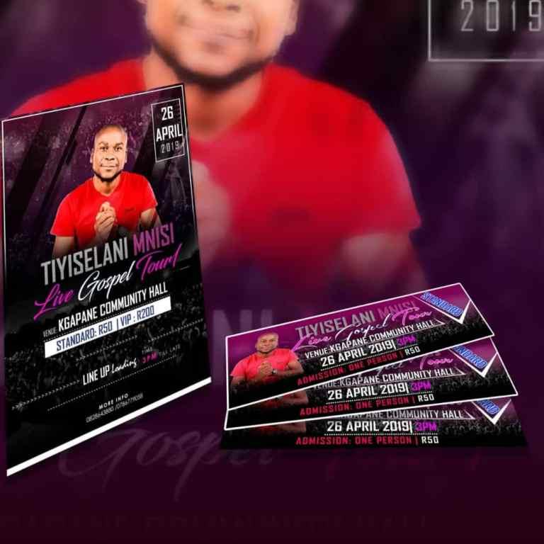 Unity In Christ Presents: Tiyiselani Mnisi Live Gospel Tour 3