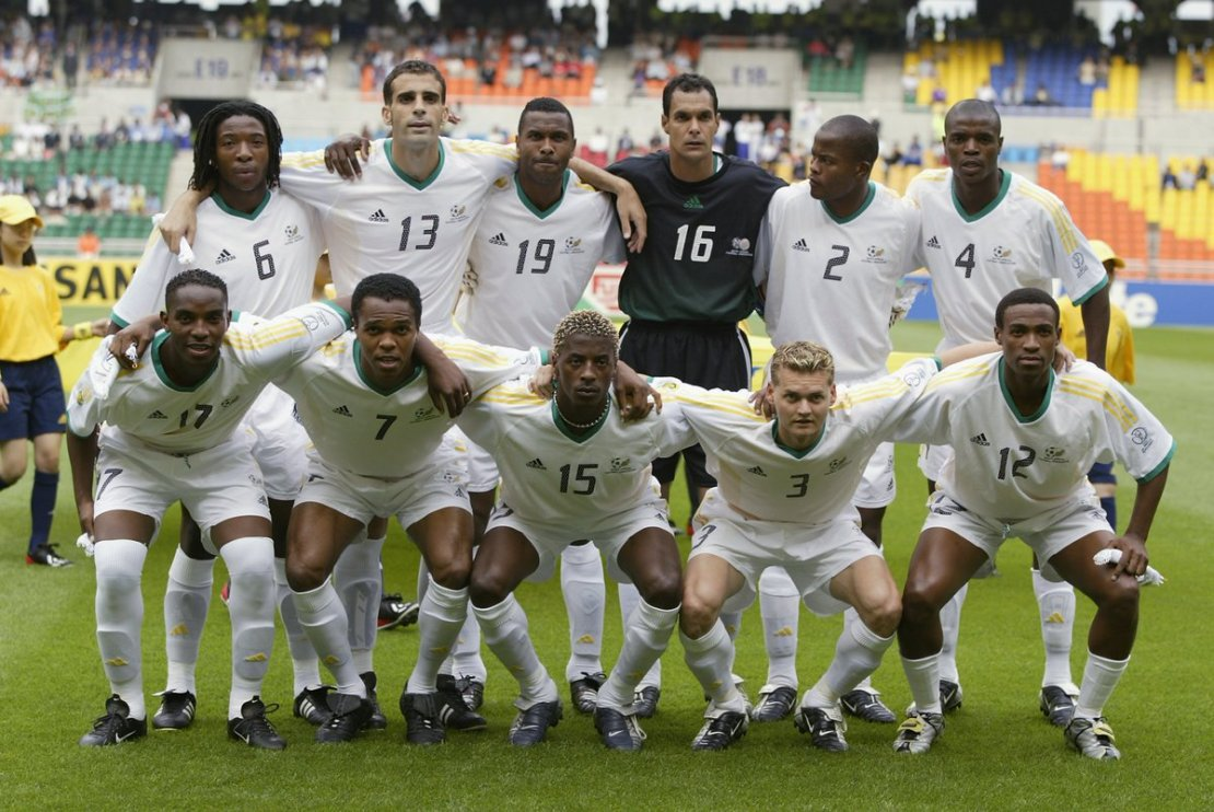 The greatest Bafana Bafana players of all time