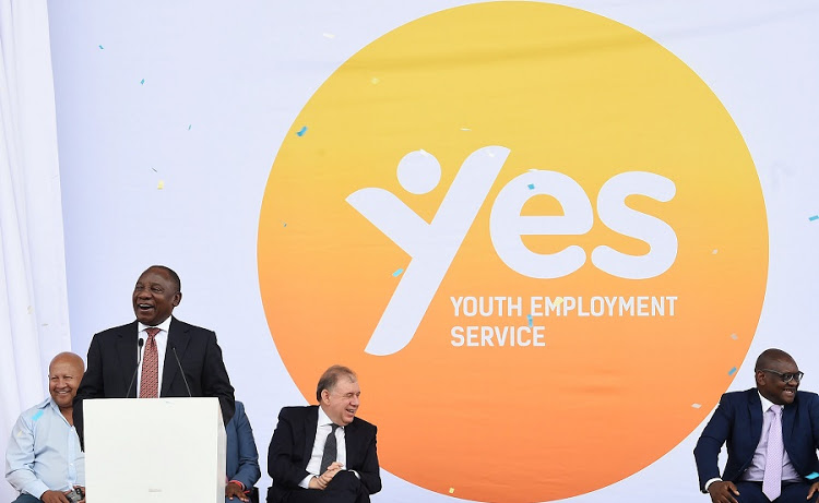 SA Youth 300,000 Presidential Youth Employment Initiative