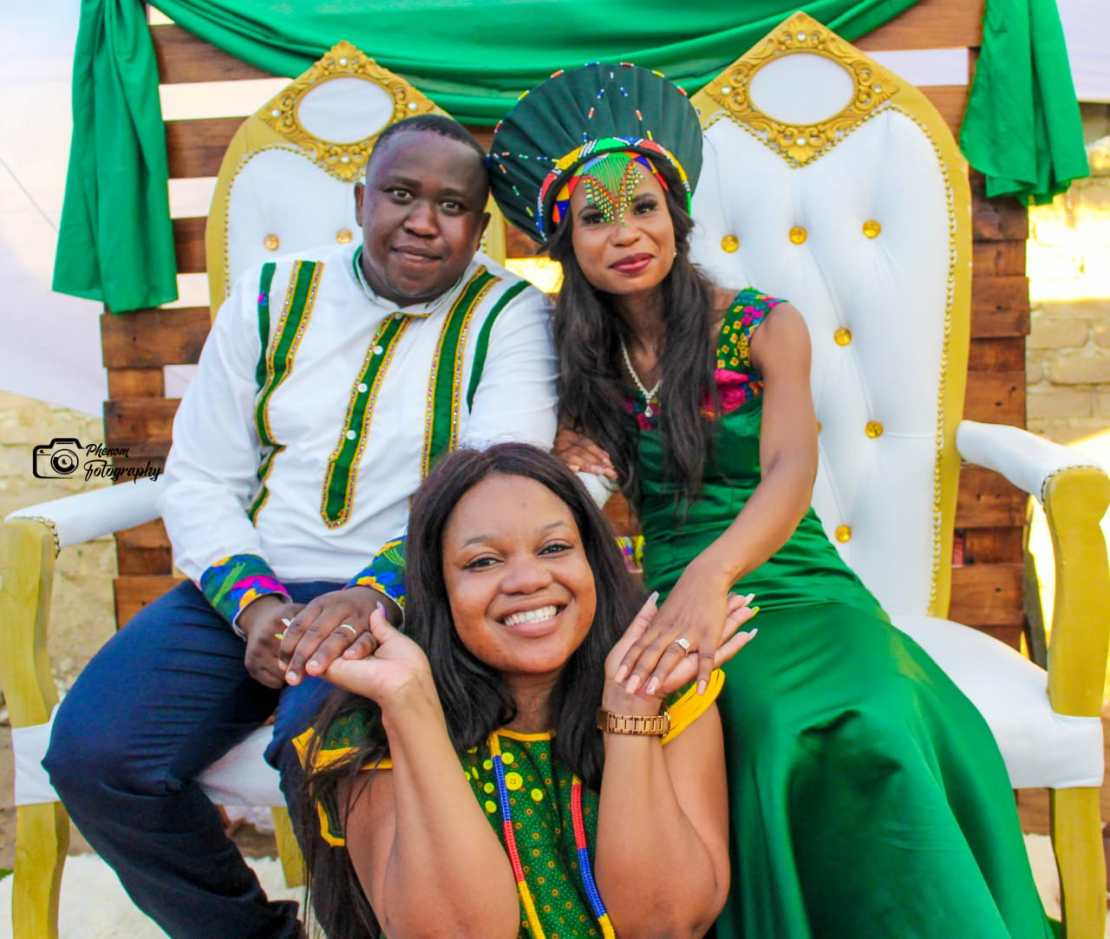 Beautiful Moments of 2020 with Mr and Mrs Nkuna from Joppie Village