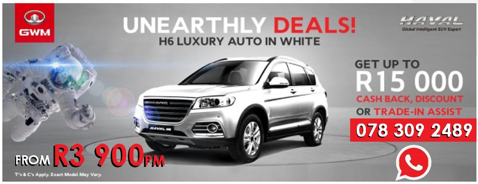 Safety, comfort and so much more is waiting for you with Haval