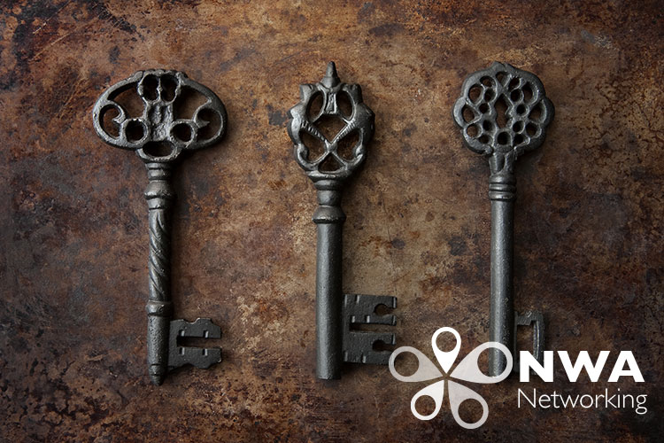 3 Keys to Networking
