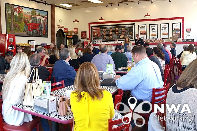 Meeting Spotlight: Creative Referral Network Fayetteville