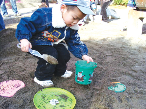 A grassroots fundraising effort will begin on Oct. 2 to support the restoration of the International Children's Park in Chinatown.( Photo provided by FICP)